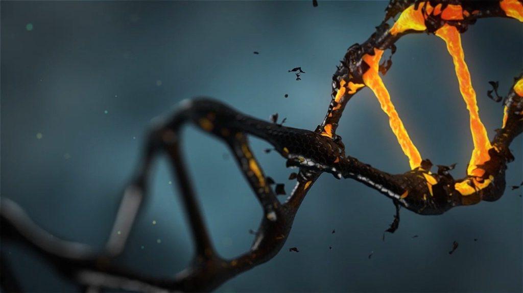 dna, molecule, medicine